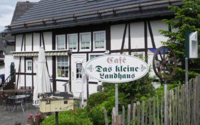 "Café ""Das kleine Landhaus"""