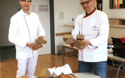 Sensorische Qualitätsprüfung heimischer Bäckereien